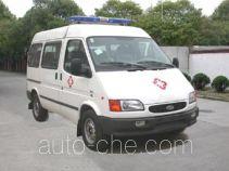 JMC Ford Transit JX5046XJHD-M ambulance