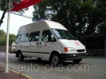 JMC Ford Transit JX5046XJHDL-H ambulance