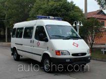 JMC Ford Transit JX5046XJHDL-M ambulance