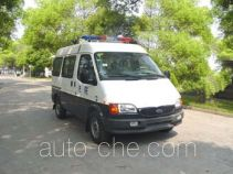 JMC Ford Transit JX5046XQCD-M prisoner transport vehicle