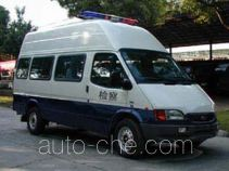 JMC Ford Transit JX5046XQCDL-H prisoner transport vehicle