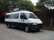 JMC Ford Transit JX5046XQCDLA-M prisoner transport vehicle