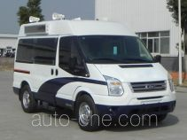 JMC Ford Transit JX5049TXUMJ patrol car