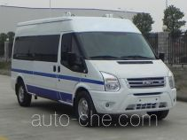 JMC Ford Transit JX5049XJEMK monitoring vehicle