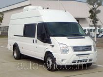 JMC Ford Transit JX5049XJEML2 monitoring vehicle