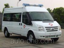 JMC Ford Transit JX5049XJHMC ambulance