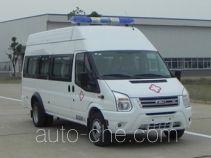 江铃全顺牌JX5049XJHMF23型救护车