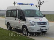 JMC Ford Transit JX5049XJHMJ ambulance