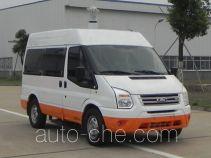 JMC Ford Transit JX5049XLZMJ автомобиль муниципальной дорожной администрации