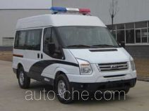 JMC Ford Transit JX5049XQCMJ prisoner transport vehicle