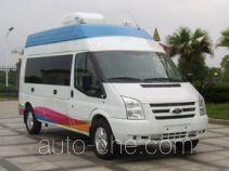 JMC Ford Transit JX5049XXCMD propaganda van