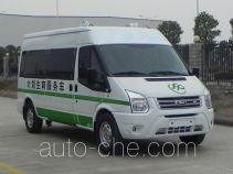 JMC Ford Transit JX5049XXCMKS автомобиль пропаганды планирования семьи