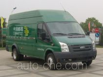 JMC Ford Transit JX5049XYZMF2 postal vehicle