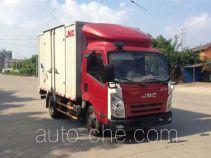 JMC JX5057XXYXBE2 box van truck