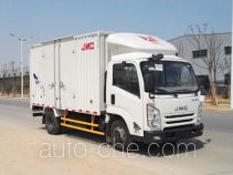 JMC JX5060XXYXGB2 box van truck