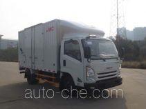 JMC JX5042XXYXGA2 box van truck