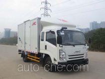 JMC JX5062XXYXPG2 box van truck