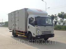 JMC JX5077XXYXKA2 box van truck