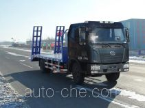 吉平雄风牌JXF5160TPB型平板运输车