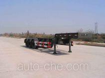 Detachable van trailer