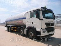 Wufeng JXY5316GDY3 cryogenic liquid tank truck
