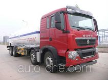 Wufeng JXY5316GDY4 cryogenic liquid tank truck