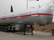 Wufeng JXY9400GYQ liquefied gas tank trailer