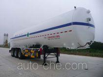 Wufeng JXY9401GDY7 cryogenic liquid tank semi-trailer