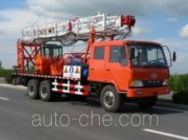 Qingquan JY5160TXJ10 well-workover rig truck
