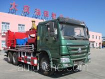 Qingquan JY5230TJC40 well flushing truck