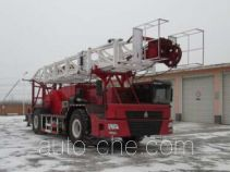 Qingquan JY5300TXJ90 well-workover rig truck