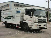 Yindun JYC5160TXSDFL2 street sweeper truck
