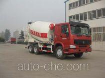 Yindun JYC5250GJBZZ6 concrete mixer truck