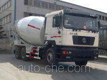 Yindun JYC5255GJB concrete mixer truck