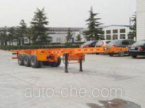 Yindun JYC9370TJZ container transport trailer