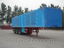 Yindun JYC9403XXY box body van trailer