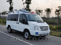 On-site investigation vehicle