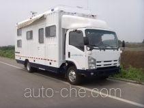 Public safety monitoring vehicle