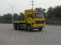Luye JYJ3253 flatbed dump truck