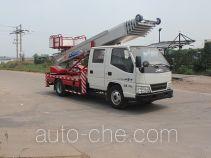 Luye JYJ5041JGKD aerial work platform truck