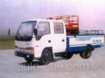Luye JYJ5043GPSPT sprinkler / sprayer truck