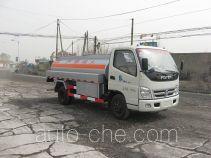 Luye JYJ5090GJYD fuel tank truck