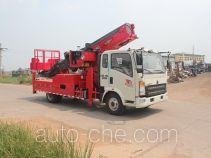 Luye JYJ5107JGKD aerial work platform truck