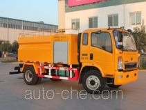 Luye JYJ5127GQXD sewer flusher truck