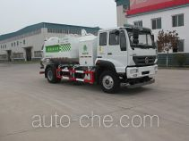 Luye JYJ5161GQWE sewer flusher and suction truck