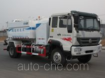 Luye JYJ5164GQWD sewer flusher and suction truck