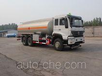 Luye JYJ5251GJYD1 fuel tank truck