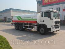 Luye JYJ5257GSSE sprinkler machine (water tank truck)