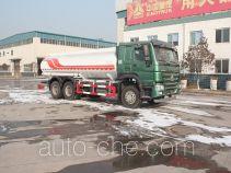 Luye JYJ5257TGYE oilfield fluids tank truck