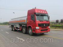 Luye JYJ5313GHYC chemical liquid tank truck